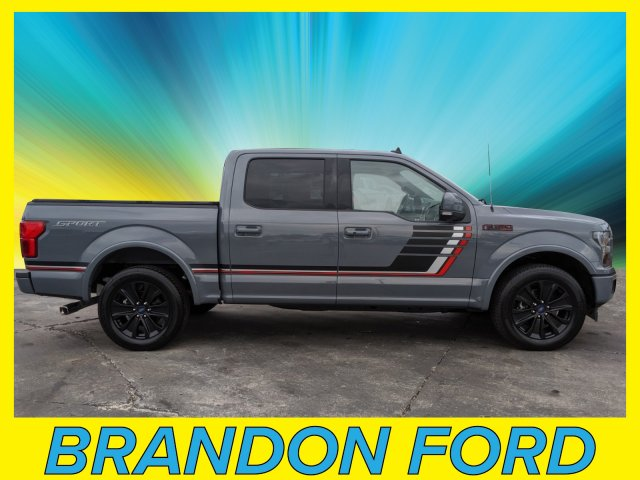 2019 F-150 SuperCrew Cab 4x2, Pickup #CPO6796 - photo 1