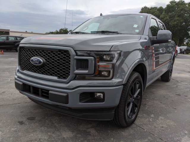 2019 F-150 SuperCrew Cab 4x2, Pickup #CPO6796 - photo 3