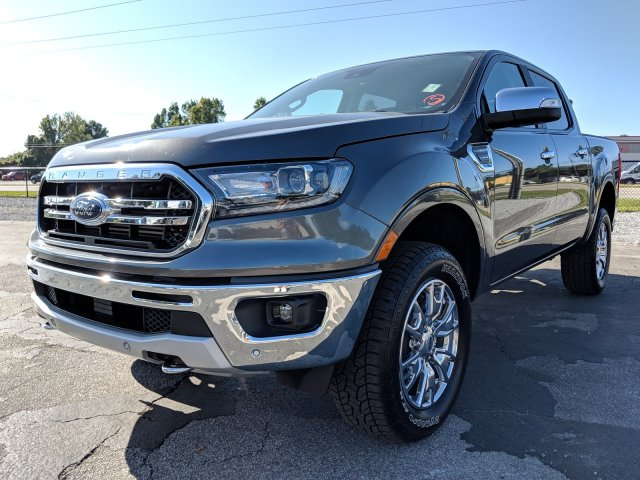 2019 Ranger SuperCrew Cab 4x4, Pickup #CPO6806 - photo 3