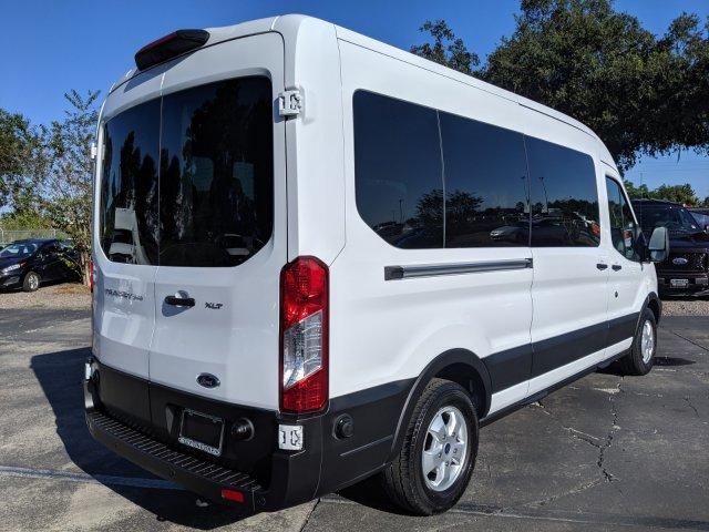 2019 Transit 350 Med Roof 4x2, Passenger Wagon #CPO6878 - photo 1