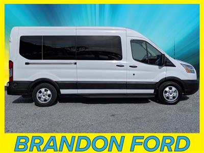 2019 Transit 350 Med Roof 4x2, Passenger Wagon #CPO6879 - photo 1