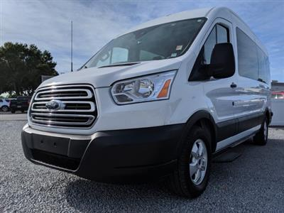 2019 Transit 350 Med Roof 4x2, Passenger Wagon #CPO6879 - photo 3