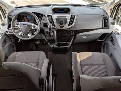 2019 Transit 350 Med Roof 4x2, Passenger Wagon #CPO6879 - photo 4