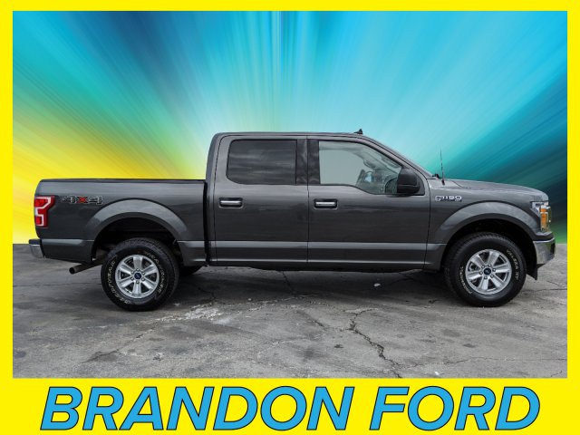 2019 F-150 SuperCrew Cab 4x4, Pickup #CPO7162 - photo 1