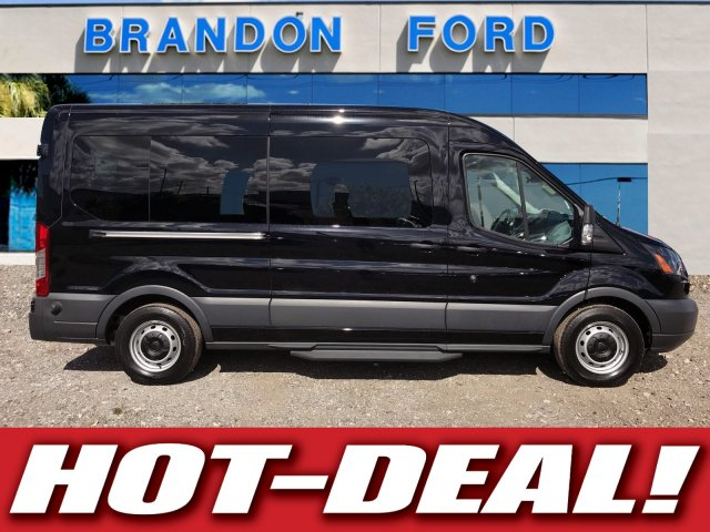 2017 Transit 350, Passenger Wagon #H2614 - photo 1