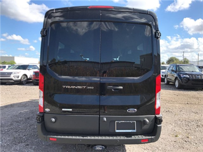 2017 Transit 350, Passenger Wagon #H2614 - photo 4
