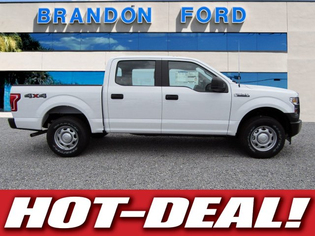2017 F-150 Crew Cab 4x4 Pickup #H5284 - photo 1