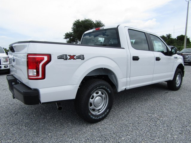 2017 F-150 Crew Cab 4x4 Pickup #H5284 - photo 2