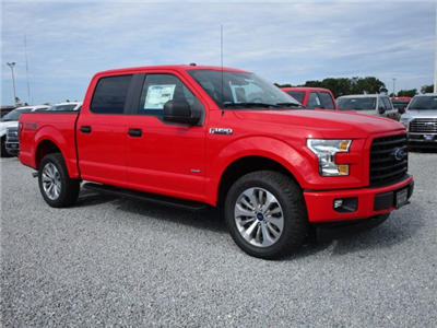 2017 F-150 Crew Cab 4x4 Pickup #H5904 - photo 3