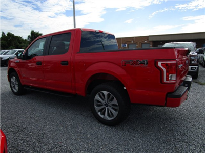 2017 F-150 Crew Cab 4x4 Pickup #H5904 - photo 5