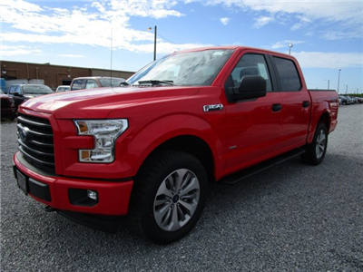 2017 F-150 Crew Cab 4x4 Pickup #H5904 - photo 6
