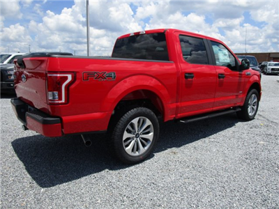 2017 F-150 Crew Cab 4x4 Pickup #H6414 - photo 2