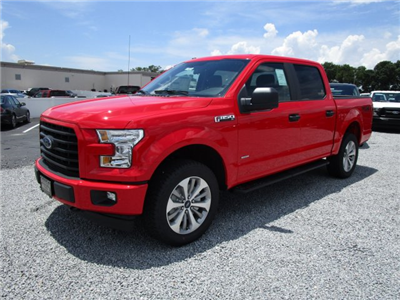 2017 F-150 Crew Cab 4x4 Pickup #H6414 - photo 6