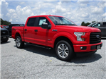 2017 F-150 Crew Cab 4x4 Pickup #H6414 - photo 3