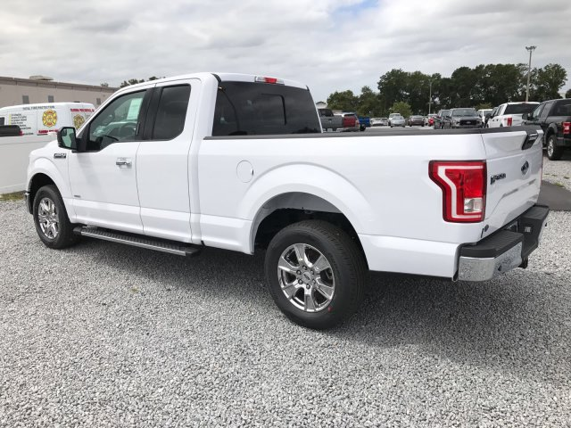 2017 F-150 Super Cab Pickup #H6489 - photo 4