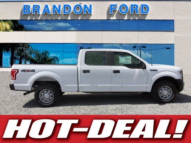 2017 F-150 Crew Cab 4x4, Pickup #H6652 - photo 1