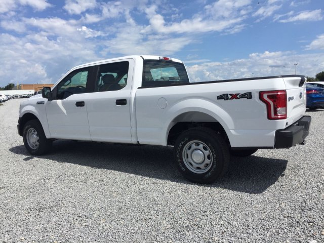 2017 F-150 Crew Cab 4x4, Pickup #H6652 - photo 5