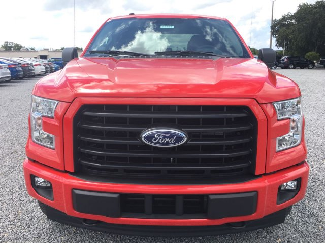 2017 F-150 Crew Cab 4x4 Pickup #H6883 - photo 6