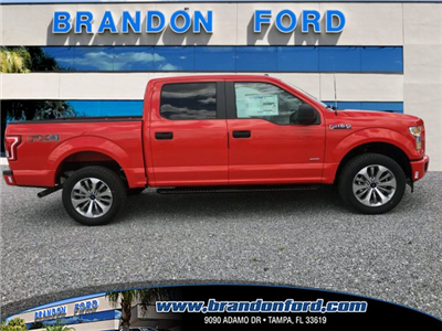 2017 F-150 Crew Cab 4x4 Pickup #H6883 - photo 1