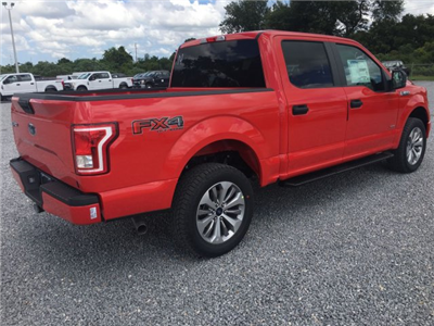 2017 F-150 Crew Cab 4x4 Pickup #H6883 - photo 2