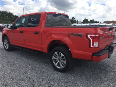 2017 F-150 Crew Cab 4x4 Pickup #H6883 - photo 4
