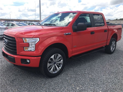 2017 F-150 Crew Cab 4x4 Pickup #H6883 - photo 5