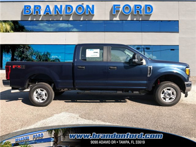 2017 F-250 Crew Cab 4x4 Pickup #H7486 - photo 1