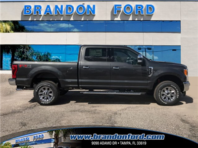 2017 F-250 Crew Cab 4x4 Pickup #H7530 - photo 1