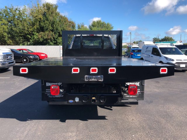 2017 F-450 Crew Cab DRW 4x4, Knapheide Flatbed Body #H7558 - photo 4