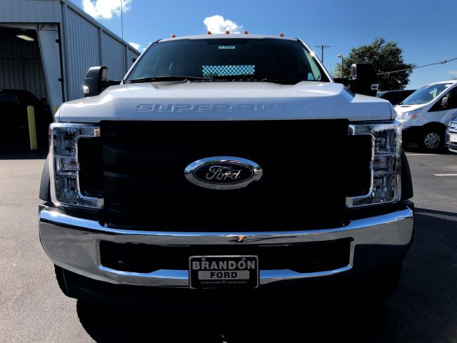 2017 F-450 Crew Cab DRW 4x4, Knapheide Flatbed Body #H7558 - photo 7