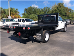 2017 F-450 Crew Cab DRW 4x4, Knapheide Flatbed Body #H7558 - photo 1