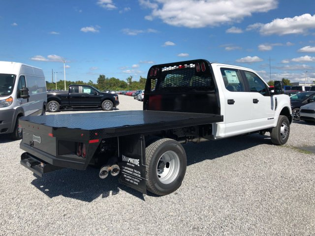 2017 F-350 Crew Cab DRW 4x4, Knapheide Flatbed Body #H8000 - photo 2