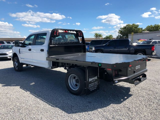 2017 F-350 Crew Cab DRW 4x4, Knapheide Flatbed Body #H8000 - photo 5