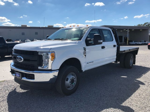 2017 F-350 Crew Cab DRW 4x4, Knapheide Flatbed Body #H8000 - photo 6