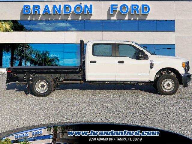 2017 F-350 Crew Cab DRW 4x4, Knapheide Flatbed Body #H8080 - photo 26