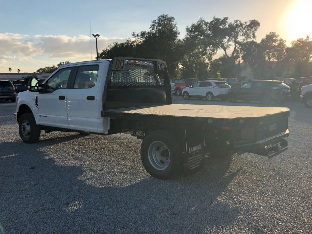 2017 F-350 Crew Cab DRW 4x4, Knapheide Flatbed Body #H8080 - photo 5