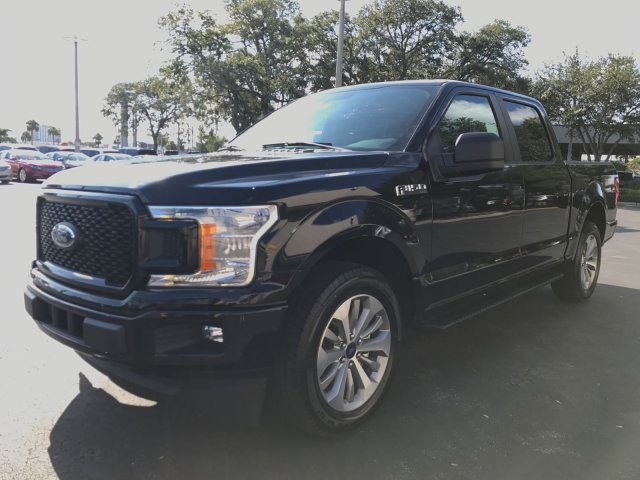 2018 F-150 Crew Cab Pickup #J1012 - photo 5