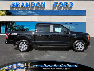 2018 F-150 Crew Cab Pickup #J1012 - photo 1
