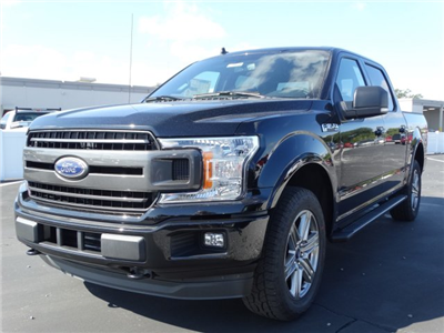 2018 F-150 Crew Cab 4x4 Pickup #J1020 - photo 5
