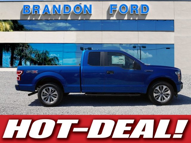 2018 F-150 Super Cab, Pickup #J1039 - photo 1