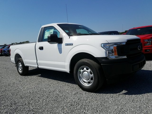 2018 F-150 Regular Cab Pickup #J1054 - photo 8
