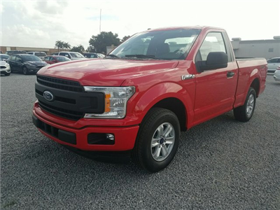2018 F-150 Regular Cab Pickup #J1158 - photo 6