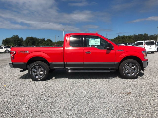 2018 F-150 Super Cab 4x4, Pickup #J1170 - photo 3