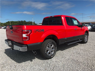 2018 F-150 Super Cab 4x4, Pickup #J1170 - photo 2