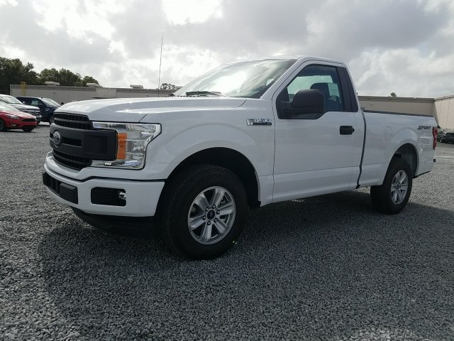 2018 F-150 Regular Cab Pickup #J1174 - photo 6