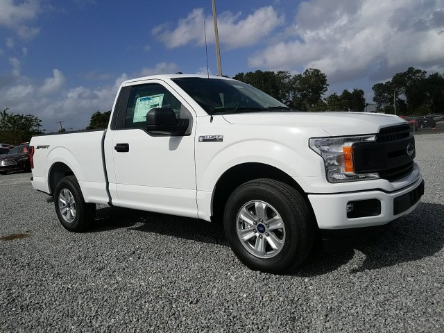 2018 F-150 Regular Cab Pickup #J1174 - photo 8
