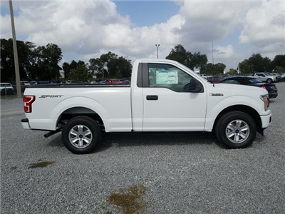 2018 F-150 Regular Cab Pickup #J1174 - photo 3