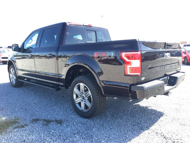 2018 F-150 Crew Cab 4x4, Pickup #J1208 - photo 5