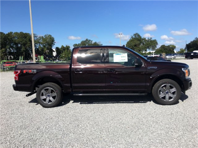 2018 F-150 Crew Cab 4x4, Pickup #J1208 - photo 3