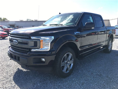 2018 F-150 Crew Cab 4x4, Pickup #J1208 - photo 6